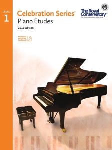 rcm level 1 etudes book