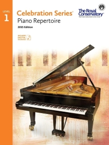 rcm level 1 repertoire book