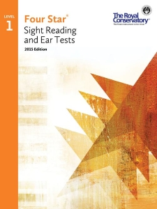 rcm level 1 sight reading and ear tests book