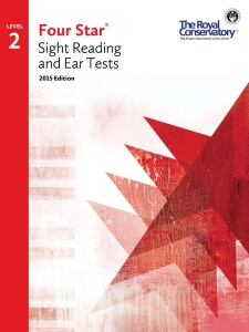 rcm level 2 sight reading and ear tests book