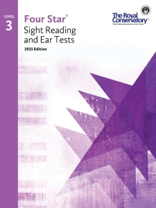 rcm level 3 sight reading and ear tests book