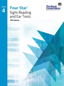 rcm level 4 sight reading and ear tests book