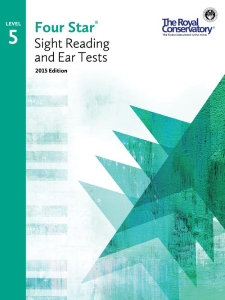 rcm level 5 sight reading and ear tests book