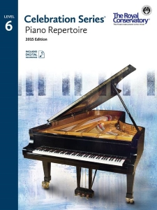 rcm level 6 piano repertoire book