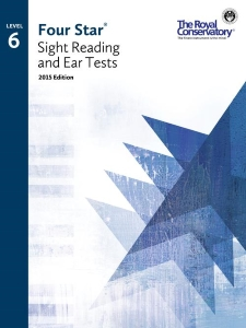 rcm level 6 sight reading and ear tests book