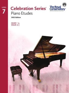 rcm level 7 etudes book