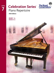 rcm level 7 repertoire book