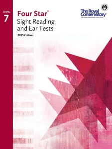 rcm level 7 sight reading and ear training book