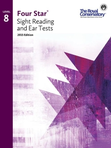 rcm level 8 sight reading and ear training book