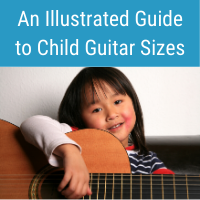 child guitar sizes cover