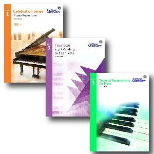 RCM Piano Books