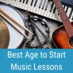 best age to start music lessons cover