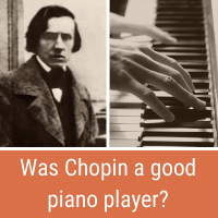 chopin and piano